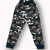 Очень теплые детские спортивные штаны с начесом. Размер на выбор. Лоты комбинирую - собирайте.