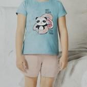 Пижамка Lupilu 4-6 лет