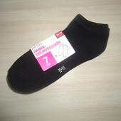 7 пар, женских носочков Esmara® Германия, размер 39-42.
