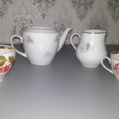 лот посуды(все что на фото)-смотрите фото и описание