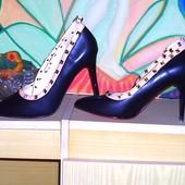 Туфли женские\39\40р\ Новые