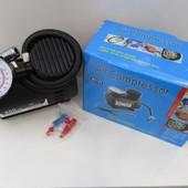 Автомобильный компрессор, насос для подкачки шин в авто