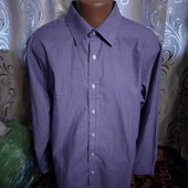 Мужская рубашка в полоску George