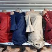 шикарное замшевое платье размер с-м