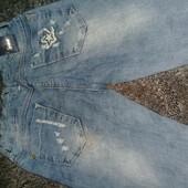 шикарные джинсики рост 152см -158
