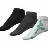 6 пар женских носочков Crivit®, размер 35-38.