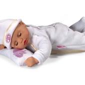 """Интерактивная кукла Baby Annabell """"Тихий час"""" с фирменной родной подушечкой!!!!Отличное состояние!!!"""