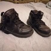 Ботинки демисезонные Nike, стелька 16, 5 см.