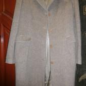Скидка к весне: Итальянское шерстяное пальто, xl