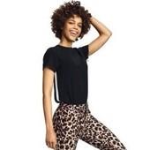Блуза- футболка коллекция Heidi Clum размер 42( вискоза)