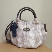 Красивая фирменная сумка бренда Axel, Греция! В единственном экземпляре!