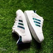 Кроссовки/ кеды в стиле Adidas, очень удобные!