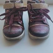 Деми ботиночкис ортопедической стелькой