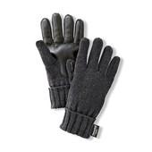 ☘ Вязаные перчатки с утеплителем thinsulate от Tchibo(Германия), размер: 10