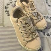 Кеды, мокасины, кроссовки от Zara р. 27+ подарок босоножки