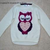 Мега крутой фирменный свитер для девочки