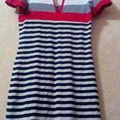 Классное платье-поло в идеале view mode