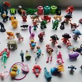 Кидер игрушки в лоте все что на фото