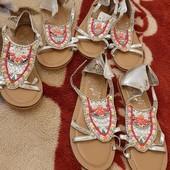 Детские сандалии на лето от Accessoires