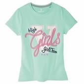Дуже гарна футболка мятного кольору, розм 134/140, бренд pepperts германія
