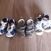 Взуття фірмове 20розмір, в лоті всі 3шт