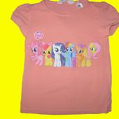 Футболка My Little Pony,рост 110-116 см,H&M
