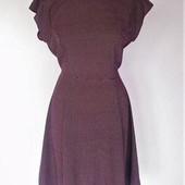 Качество!!! Очень нежное платьице бургунди от бренда F&F, в новом состоянии