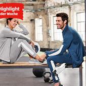 женские стильные тренировочные брюки от Crane.