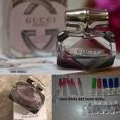 Gucci Bamboo отливант Тестера 5 ml (tester)-популярный Аромат,в лоте 5мл парфюма+флакон,комбинирую..
