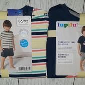 Летняя пижама Лупилу на мальчика, на выбор,размер 86/92