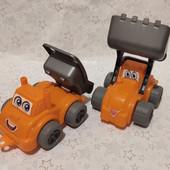 Две машинки Orion