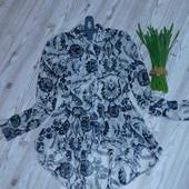 """Роскошная дорогая блузка """"Miss Selfridge"""" в состоянии новой р-р 40"""