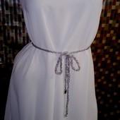 Шикарное легкое платье на р. 44-46 (М), УП Стандарт!