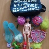 Игрушки девочке 10 позиций(фиксики, троли, кошелек, сумка, шкатулка)