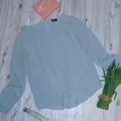 Нежная очень красивая блузка р-р 50