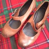 Footglove 5/ 38,качественные удобные кожаные туфли