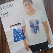 футболка белая р.XL (100% котон)