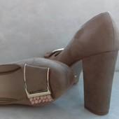 Новинка! Стильные и модные туфельки! 37-38р
