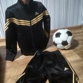 Спортивний костюм Adidas для хлопчика 116-122см