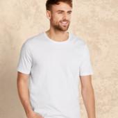 Качественная хлопковая футболка Livergy Германия! М, ХL