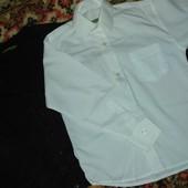 Одним лотом рубашка и кардиган