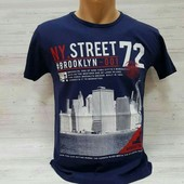 Последняя! Крутые футболки. 100%коттон. Турция
