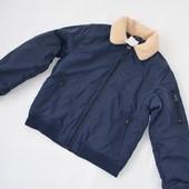 Куртка демісезон, утеплена, 158\164(див.заміри, маломірить)