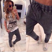 Стильные штаны турция dress code размер с