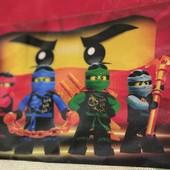 """сумка для обуви """"лего Ниндзяго, lego Ninjago"""""""