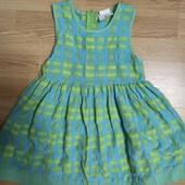 Платье летнее 4-5 лет.