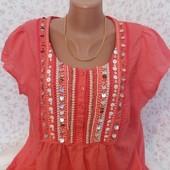 Красивая нарядная блуза Monsoon р.50-52
