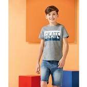 Крутая футболка на мальчика от pepperts р.146/152