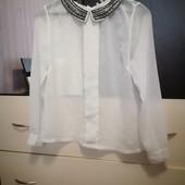 очень стильная, классная блузочка Pep&Co. P. 12. /L. маломерит на М. См замеры
