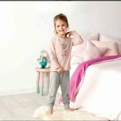 lupilu.велюровая пижама для девочек 98/104